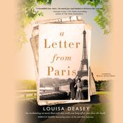A Letter from Paris by  Louisa Deasey audiobook