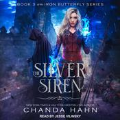 The Silver Siren by  Chanda Hahn audiobook