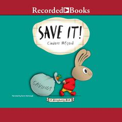 Save It! by Cinders McLeod audiobook