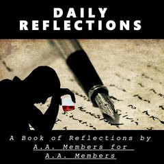 Daily Reflections by Anonymous audiobook