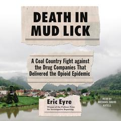 Death in Mud Lick by Eric Eyre audiobook