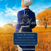 An Amish Harvest by  Kathleen Fuller audiobook