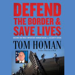 Crisis at Our Border by Tom Homan audiobook