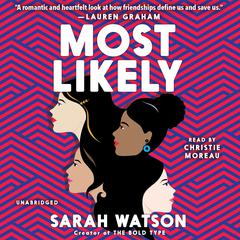 Most Likely by Sarah Watson audiobook