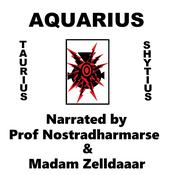 Aquarius by  Taurius Shytius audiobook