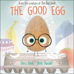 The Good Egg by Jory John audiobook