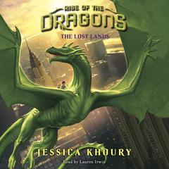 The Lost Lands by Jessica Khoury audiobook