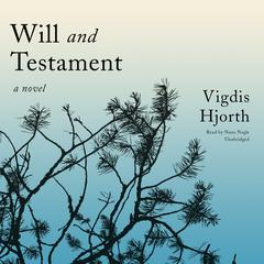 Will and Testament by Vigdis Hjorth audiobook