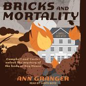 Bricks and Mortality by  Ann Granger audiobook