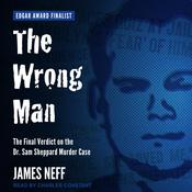The Wrong Man by  James Neff audiobook