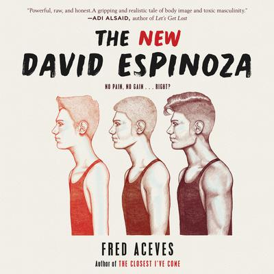 The New David Espinoza by Fred Aceves audiobook