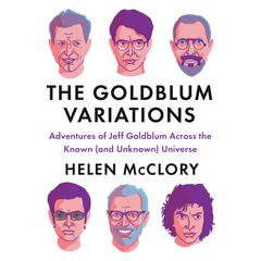 The Goldblum Variations by Helen McClory audiobook