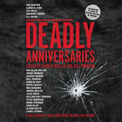 Deadly Anniversaries by Marcia Muller audiobook