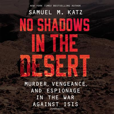 No Shadows in the Desert by Samuel M. Katz audiobook