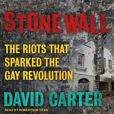 Stonewall by David Carter audiobook