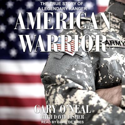 American Warrior by Gary O'Neal audiobook