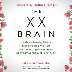 The XX Brain by Lisa Mosconi audiobook