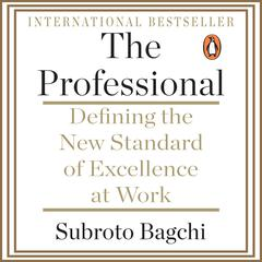 The Professional by Subroto Bagchi audiobook