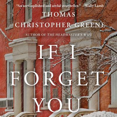 If I Forget You by Thomas Christopher Greene audiobook