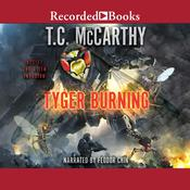 Tyger Burning by  T. C. McCarthy audiobook
