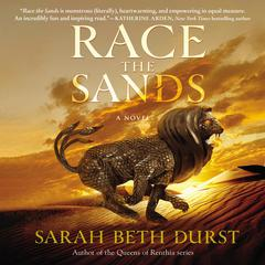 Race the Sands by Sarah Beth Durst audiobook