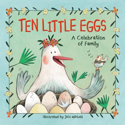 Ten Little Eggs by Zondervan audiobook