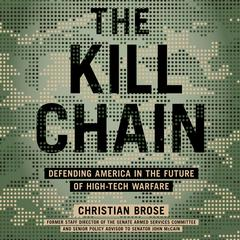 The Kill Chain by Christian Brose audiobook