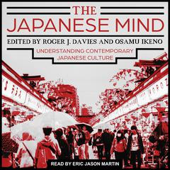 The Japanese Mind by Roger J. Davies audiobook