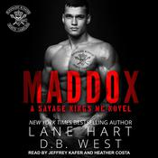 Maddox by  Lane Hart audiobook