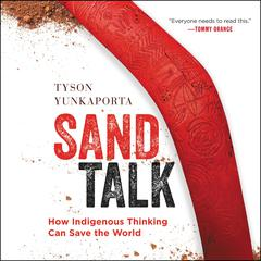Sand Talk by Tyson Yunkaporta audiobook