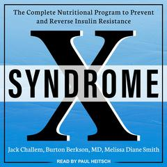 Syndrome X by Jack Challem audiobook