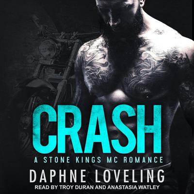 CRASH by Daphne Loveling audiobook