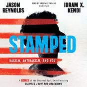 Stamped by  Ibram X. Kendi audiobook