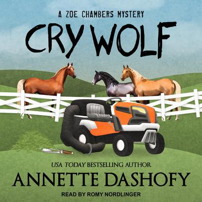 Cry Wolf by Annette Dashofy audiobook