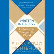 Written in History by  Simon Sebag Montefiore audiobook
