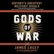 Gods of War by  James Lacey audiobook