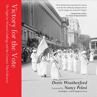 Victory for the Vote by Doris Weatherford audiobook