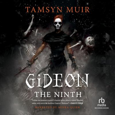 Gideon the Ninth by Tamsyn Muir audiobook