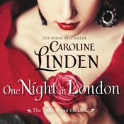 One Night in London by  Caroline Linden audiobook