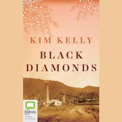 Black Diamonds by Kim Kelly audiobook