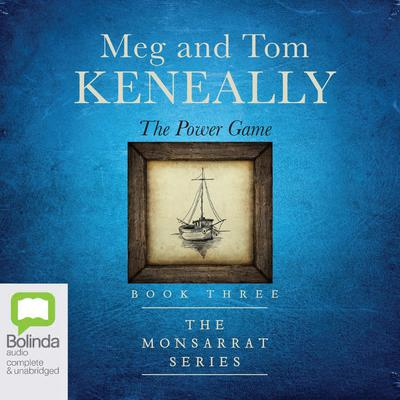 The Power Game by Meg Keneally audiobook
