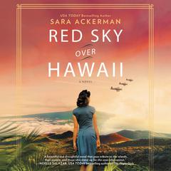 Red Sky Over Hawaii by Sara Ackerman audiobook