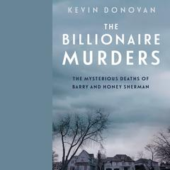 The Billionaire Murders by Kevin Donovan audiobook