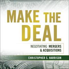 Make the Deal by Christopher S. Harrison audiobook