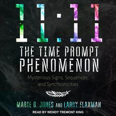 11:11 The Time Prompt Phenomenon by Marie D. Jones audiobook