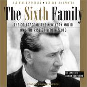 The Sixth Family by  Adrian Humphreys audiobook