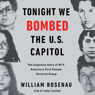 Tonight We Bombed The U.S. Capitol by William Rosenau audiobook