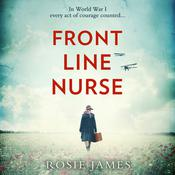 Front Line Nurse by  Rosie James audiobook