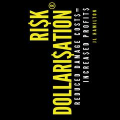 Risk Dollarisation® by JL Hamilton audiobook