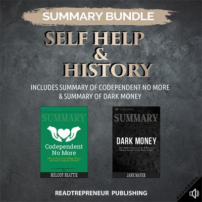 Summary Bundle: Self Help & History | Readtrepreneur Publishing:  by Readtrepreneur Publishing audiobook